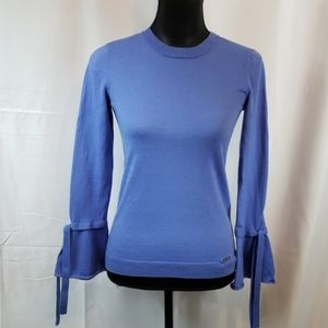 Michael Kors Periwinkle Crewneck Sweater size XS
